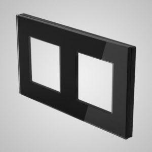 2 NE stikla rāmis, 157 * 86mm