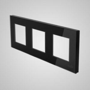 3. Nefija stikla rāmis, 228 * 86mm