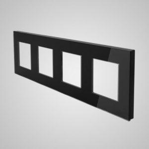4 NE stikla rāmis, 299 * 86mm