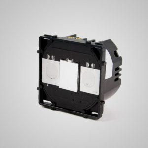 Skārienekrāna 1-Ķēdes taimeris slēdzis 360 SEC, max1000W/LED 500W