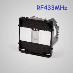 Skārienekrāna 2-Ķēdes RF433 slēdzis